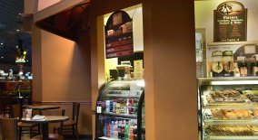 Coffee & Custard Shop
