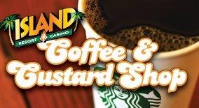 Island Resort & Casino Coffee & Custard Shop